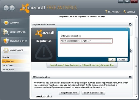 Avast Antivirus 1042233 Crack Patch Serial