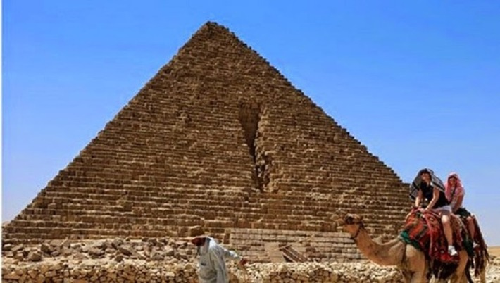 Menkaure Pyramid opened to public   Archaeology News Network   Kiosque du monde : Afrique   Scoop.it