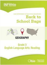 Back to School Bag: Geography (Grade 3) | Bags and Lesson Plans (INFOhio) | Scoop.it