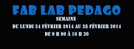 FAB LAB PEDAGO : 1 semaine pour produire en mode collaboratif | | Fab Lab à l'université | Scoop.it
