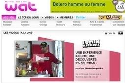 4ème : Wat, la plate-forme vidéo de TF1 - Audience sites video - Journal du Net e-Business | Digital marketing, e-CRM and stuff | Scoop.it