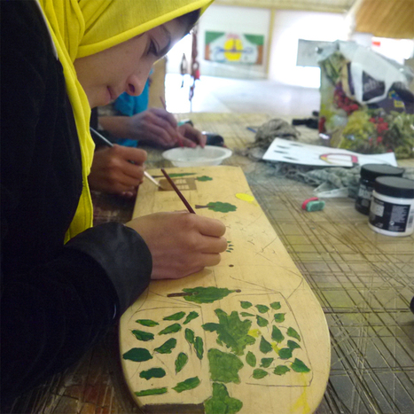 Students of DIY Workshop Make First Skateboards in Afghanistan | Sizzlin' News | Scoop.it