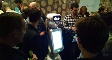 » Startup Night Kicks-Off CES | Une nouvelle civilisation de Robots | Scoop.it
