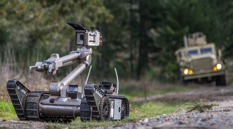 Meet the Robots that will help us win the Wars of the Future   Technology in Business Today   Scoop.it