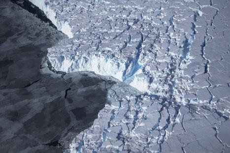 Climate Change Captured in Stunning Antarctic Ice Photos | Antarctica | Scoop.it