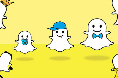 Survey: Want to reach millennials? Use Snapchat | Social Influence Marketing | Scoop.it