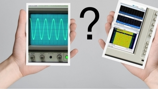 What's the Difference Between Signal Analyzers and Oscilloscopes for Frequency Analysis?