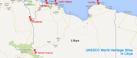 A review on the situation of cultural heritage in Libya since the revolution | CCA Centro di Conservazione Archeologica | News in Conservation | Scoop.it
