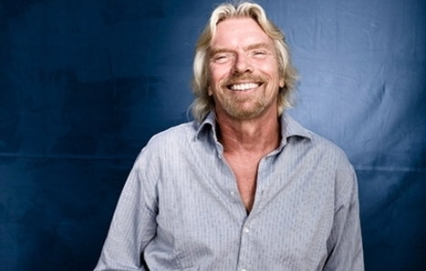 Richard Branson on the Best Places to Find Inspiration | Competitive Edge | Scoop.it