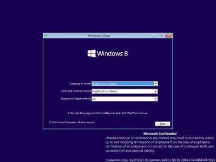 Windows 8 Serial Key Rtm