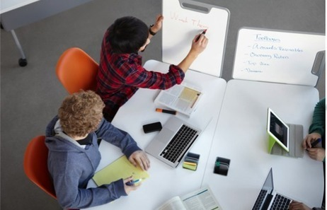 Can Classroom Furniture Improve Student Engagement?   21st Century Learning   Scoop.it