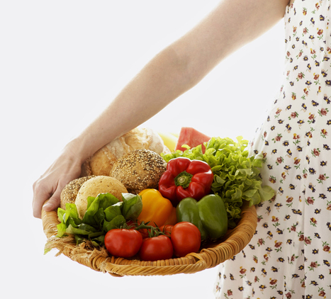 Mood Food: Ingredients for Happiness | Health and Nutrition | Scoop.it