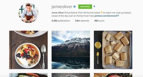 Ces chefs sur Instagram -  Virginie B le blog lifestyle | Food sucré, salé | Scoop.it