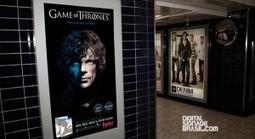 HBO usa sinalização digital em lançamento de Game of Thrones em DVD e Blu-Ray   The Meeddya Group   Scoop.it