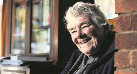 Who is Dervla Murphy? A new film captures the life of the 85-year-old travel writer | The Irish Literary Times | Scoop.it