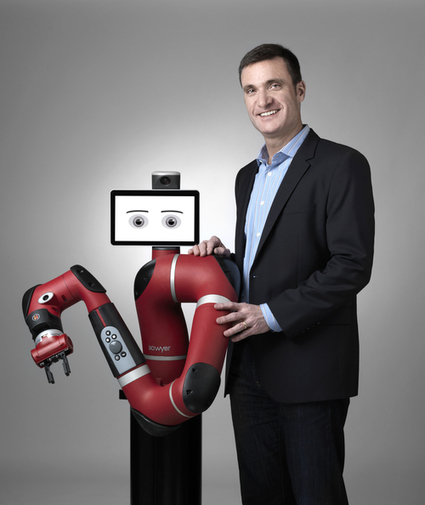 Rethink Robotics raises $18 million in new funding | Des robots et des drones | Scoop.it