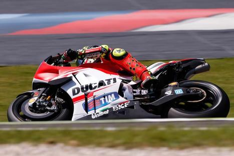 Iannone claims career first MotoGP™ pole in Mugello | Ductalk Ducati News | Scoop.it