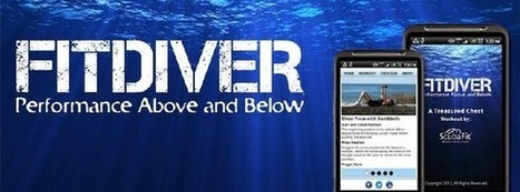 Fitness company launches mobile App to encourage scuba diving fitness | Lets Get Wet - Scuba and Ocean News | Scoop.it