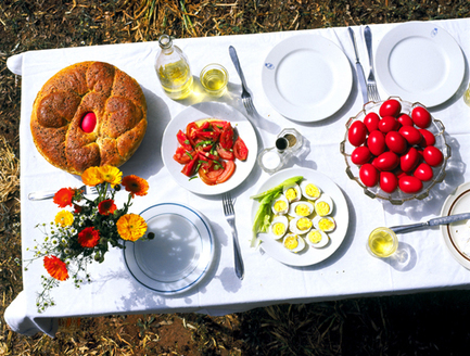 Visit Greece | On Easter Sunday a gastronomic marathon takes place | travelling 2 Greece | Scoop.it