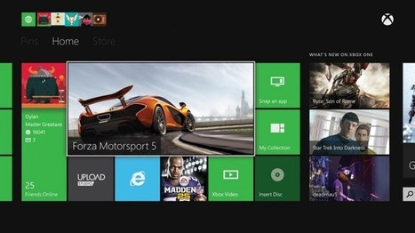 The Xbox One is the ultimate culmination of Microsoft's vision | Digital Marketing & Communications | Scoop.it