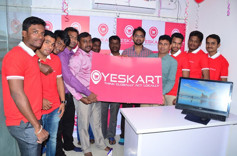 Yeskart  launches online shopping website yeskart.in exclusively for India   News Attitude   Scoop.it