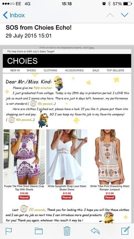 13 hilarious e-commerce marketing failures | Digital Marketing News | Scoop.it