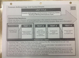 """""""Writing is the mode on which the assessments are being built."""" 