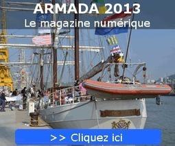 Les coulisses de l'Armada de Rouen sur France 4, ce soir | Armada de Rouen 2013 | Scoop.it