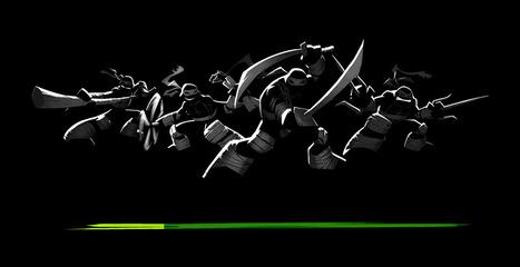 Teenage Mutant Ninja Turtles Dark Horizons - Play Your Best Other Cartoon Games | Action Games | Scooby Doo Games | Avatar Games | Scoop.it