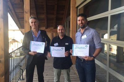 Le cluster Montagne récompense quatre innovations   ECO Savoie Mont Blanc