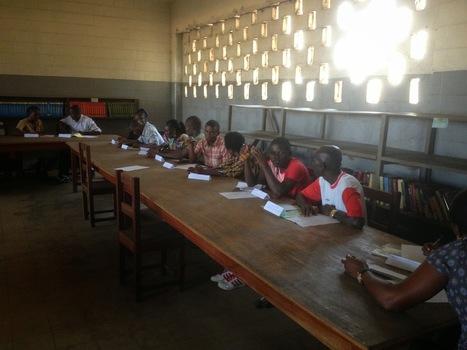 BERICHT UIT LIBERIA: Werken aan goede schoolbibliotheken in Liberia | Schoolmediatheken | Scoop.it