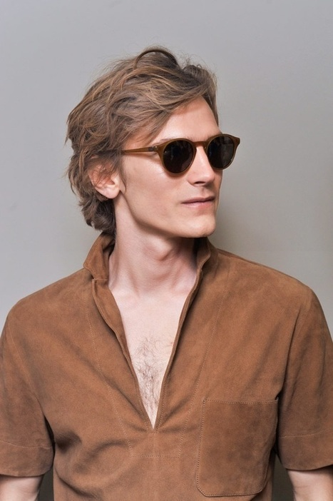 Top Accessories Trends for Men Spring-Summer 2013 ~ Men Chic- Men's Fashion and Lifestyle Online Magazine | Men Chic | Scoop.it