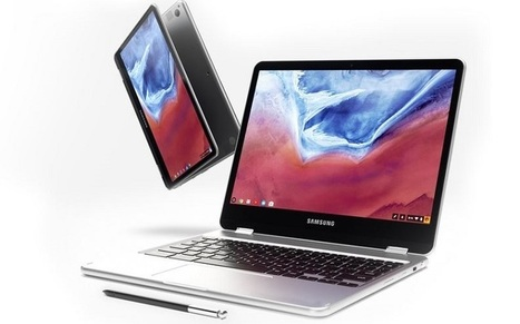 Google présente son ordi Samsung Chromebook intégrant vos applis Android | Référencement internet | Scoop.it