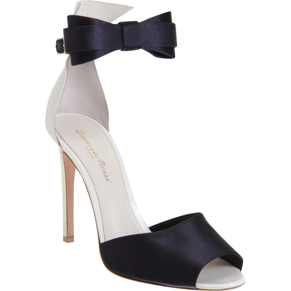 Gianvito Rossi Bow Tie Shoes | contact phone |