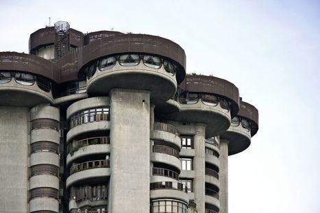 Madrid, en 20 edificios del siglo XX | Rebollarte | Scoop.it