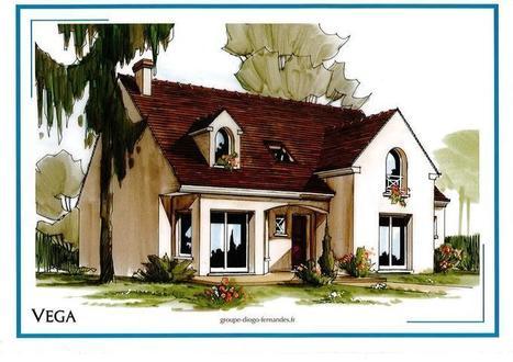 Maison 5 pièces Vega à Orgeval (78630) - 544870€ | Maison individuelle | Scoop.it
