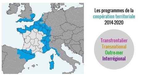 Coopérer entre voisins européens ~ Europe en France, le portail des Fonds européens | Fonds européens en Aquitaine Limousin Poitou-Charentes | Scoop.it