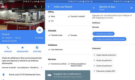 Google Map va désormais indiquer si un lieu est accessible en chaise roulante. | Revue de presse | Scoop.it