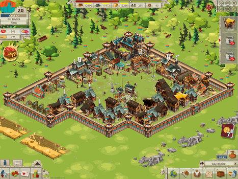 Conquiers les royaumes rivaux dans ce jeu de stratégie en temps réel! | Serious Games & Homo Ludens | Scoop.it
