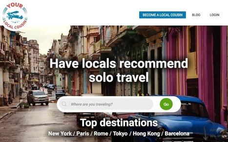 5 New Travel Startups Where Tourism Is a Dirty Word | Etourisme et social média | Scoop.it