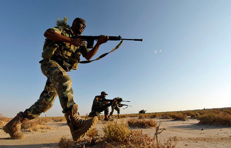 'UK responsible for current insecurity in Libya'   Saif al Islam   Scoop.it