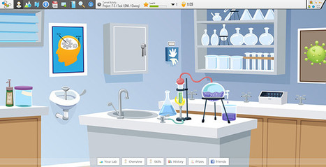 Game Based Learning: Power of Research 3D Hospital Game   Educational Apps & Tools   Scoop.it