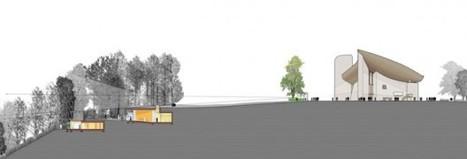 Renzo Piano six pieds sous terre à Ronchamp | Architecture pour tous | Scoop.it