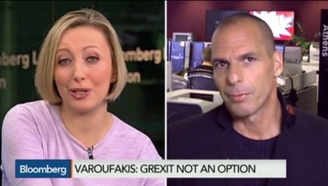 Yanis Varoufakis | Peer2Politics | Scoop.it