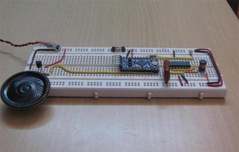 Metal Detector using Arduino: Project with Circ