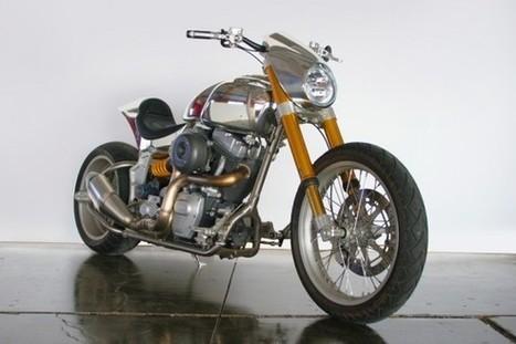 Keanu Reeves starts building motorcycles / Arch Motorcycle KR GT-1   Cafe Racers   Scoop.it
