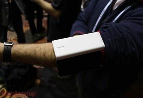 Sensors that want to your smartphone to be your doctor is a big trend at CES | healthcare technology | Scoop.it
