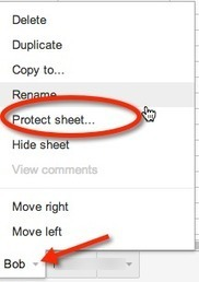 One Spreadsheet to Rule Them All - Share a spreadsheet with your class and assign individual pages (tabs) | Teacher-Librarian | Scoop.it