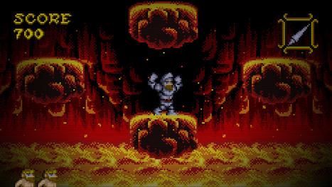 Ghosts'N Demons, un remake OpenBor de Ghosts 'n Goblins   Vade RETROGames sans tanasse!   Scoop.it