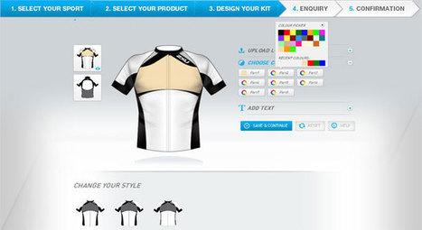 Custom Sportswear Design Software For Providing
